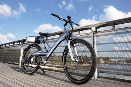 Imagen de la Bici Electrica de