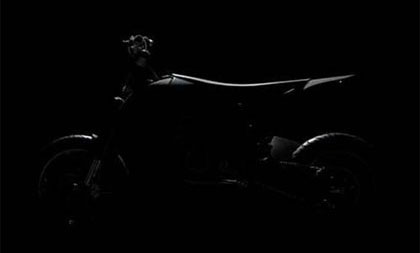 La moto elctrica de ktm, Freeride, avance de presentacin