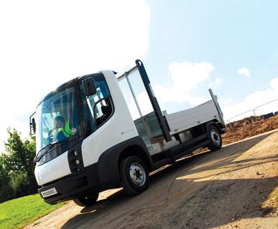 Modec Chasis Cabina, comercial eléctrico (plan Movele)