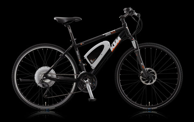 Ktm eCross elctrica