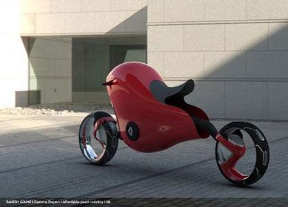 imagen de la moto