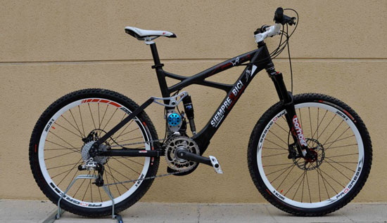 Mountain Wolf e-bike
