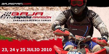 logo de la EcoBaja España-Aragón 2010