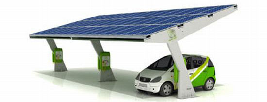 Abast Energa Natural lanza ParkGreen, parking solar