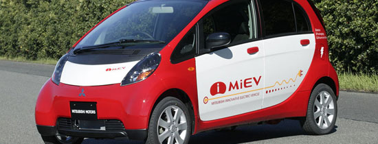 Mitsubishi confirma el lanzamiento del i-MiEV en diciembre
