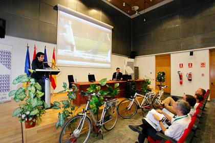 imagen de la presentación de TranszX en Madrid