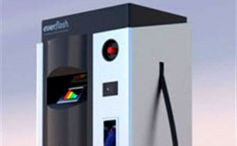 "Coffee & Charge, ""electrolinera"" ultrarápida"