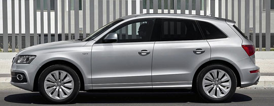 Audi Q5 Hybrid quattro desde 57.400 