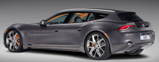 Fisker Surf Concept