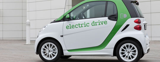 Smart Fortwo Electric Drive a produccin