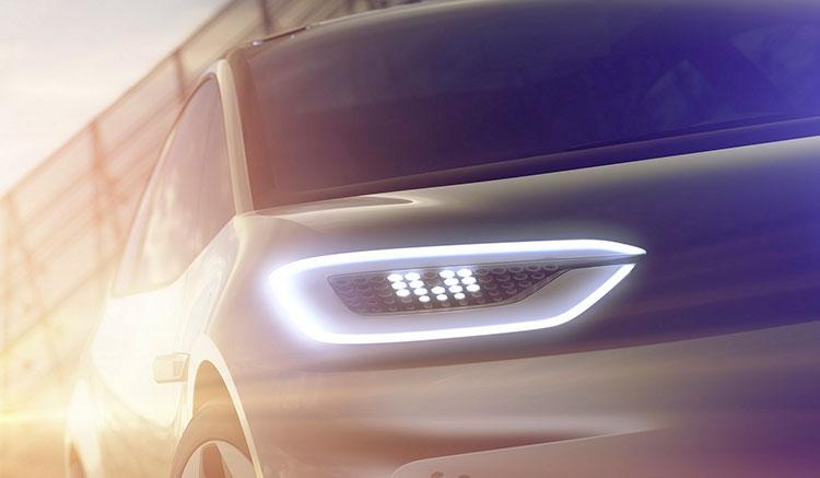 Prototipo eléctrico de Volkswagen