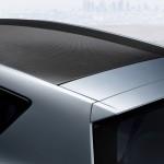Imagen del techo del Volkswagen Up! Lite, fibra de carbono
