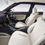 Imagen del interior del Mitsubishi concept px-miev