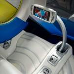interior del General Motors EV-N