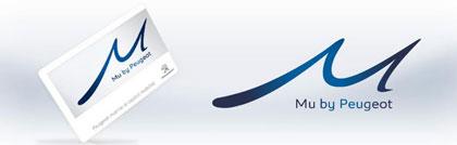 logo del servicio Mu by Peugeot