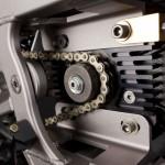 imagen del motor eléctrico de la Zero MX