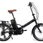 ampliación de la imagen de la Ecobike Urban Plegable