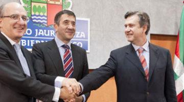 imagen de la sociedad país vasco-repsol para la instalación de puntos de recarga en euskadi