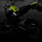 imagen oscurecida de la Volta EV1, avance presentación