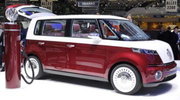 imágen del prototipo Bulli presentado en el Salón de Ginebra 2011