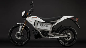 Zero XU, nuevo modelo eléctrico de Zero Motorcycles