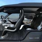 imagen seccionada del interior lateral del Renault FRENDZY