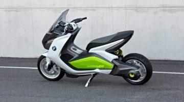 BMW E Scooter Concept