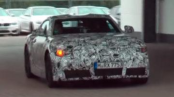 Nuevo Toyota Supra será híbrido