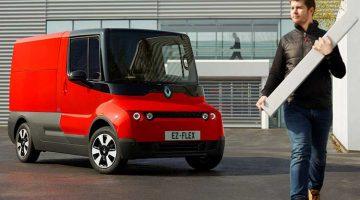 Renault presenta la EZ-FLEX