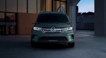 Renovaciones de Renault Kangoo ZE y Master ZE