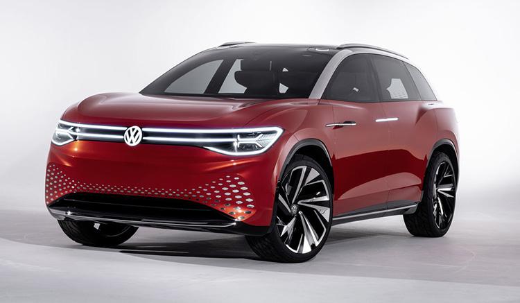 Volkswagen presenta el ID. ROOMZZ