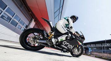 Energica tendrá las motos de MotoE preparadas