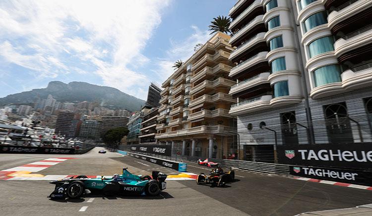 La Fórmula E llega a Mónaco