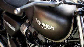 La primera moto eléctrica de Triumph se llamará TE-1