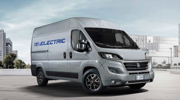 FIAT Ducato Electric en 2020