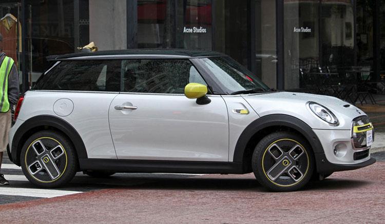 El Mini Cooper SE eléctrico se presentará en Frankfurt