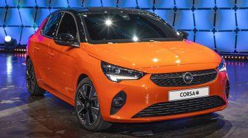 Precio Opel Corsa-e en Alemania