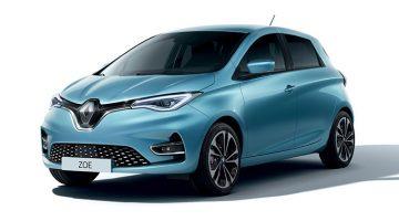 El Renault ZOE 2020 será más potente y tendrá más autonomía